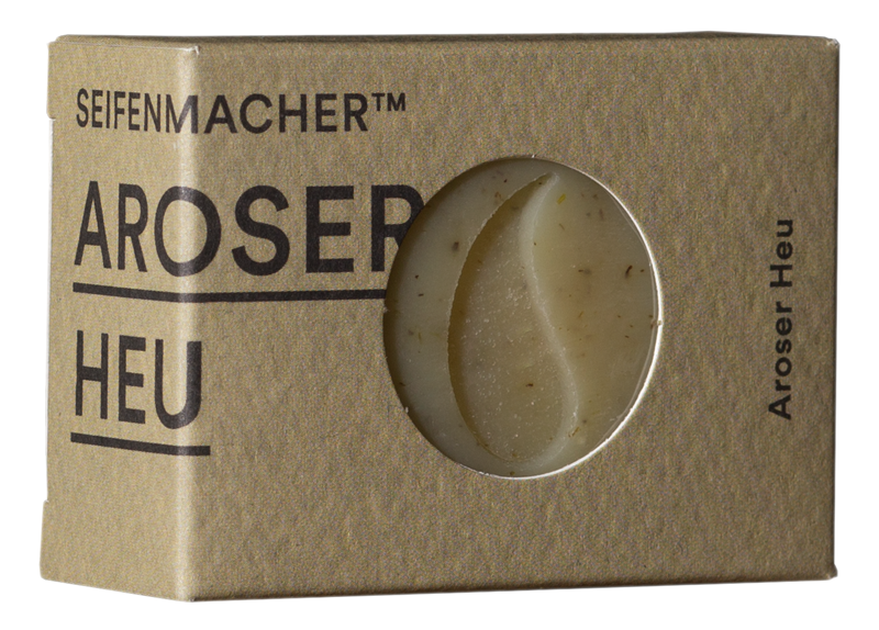 Seifenmacher Aroser Heu Seife