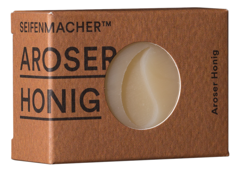 Seifenmacher Aroser Honig Seife
