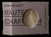 Seifenmacher Kräuter-Schafmilch Seife basisch