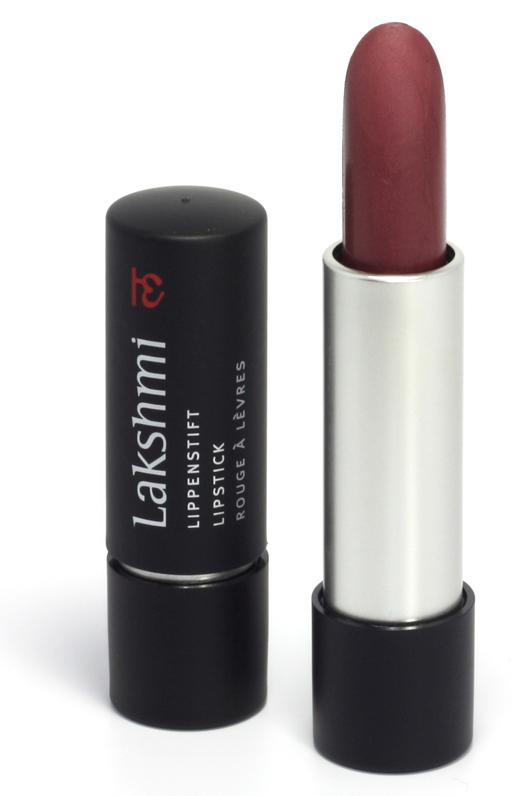 Lakshmi Lippenstift Weinrot biologisch Nr. 604