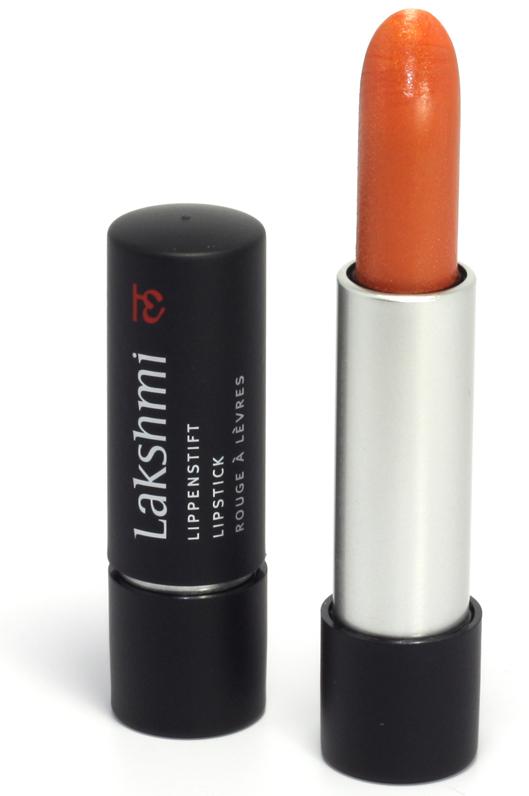 Lakshmi Lippenstift Apricot biologisch 605