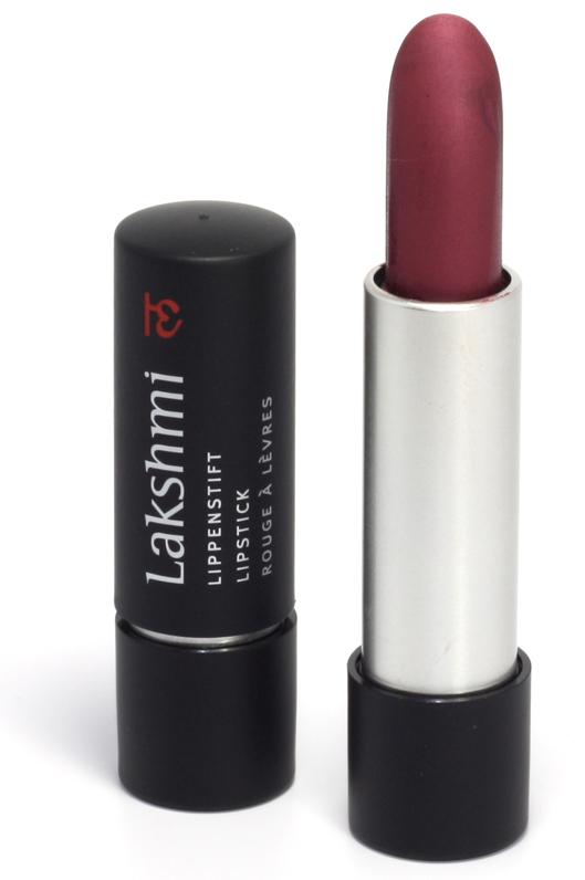 Lakshmi Lippenstift Rubinrot biologisch Nr. 617