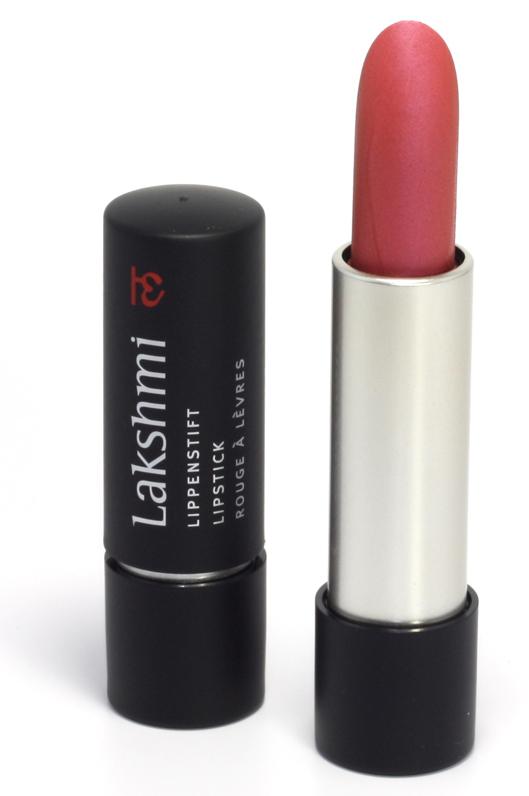 Lakshmi Lippenstift Lachsrosa biologisch Nr. 620