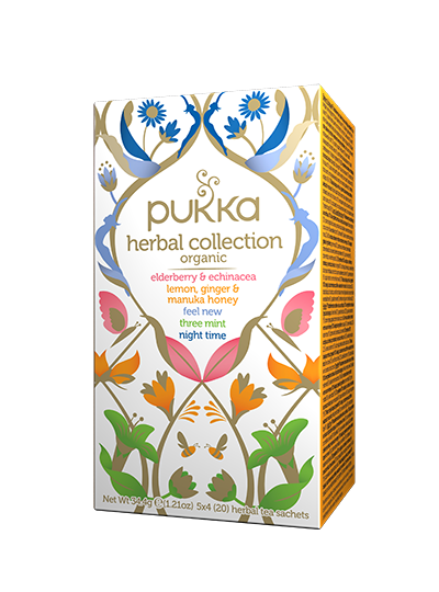 Pukka Herbal Collection Thé