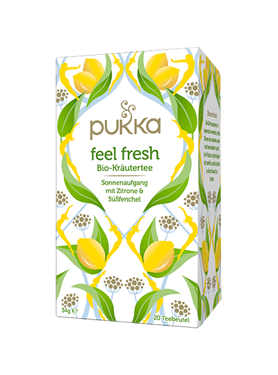 Pukka Feel Fresh Tee bio