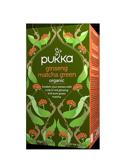 Ginseng Matcha Green Basera Pukka Produkte In Der Schweiz Kaufen