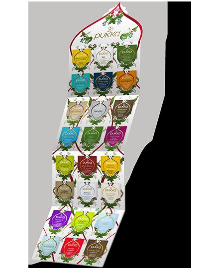 Pukka Adventskalender Tee Bio