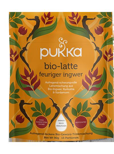Pukka Bio Latte Ingwer