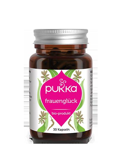 Pukka Frauenglück Nahrungsergänzungsmittel biologisch