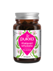 Pukka Shatavari Wholistic Nahrungsergänzungsmittel