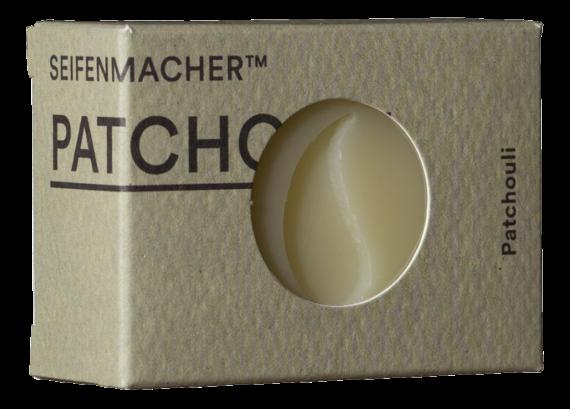 Seifenmacher Patchouli Seife basisch