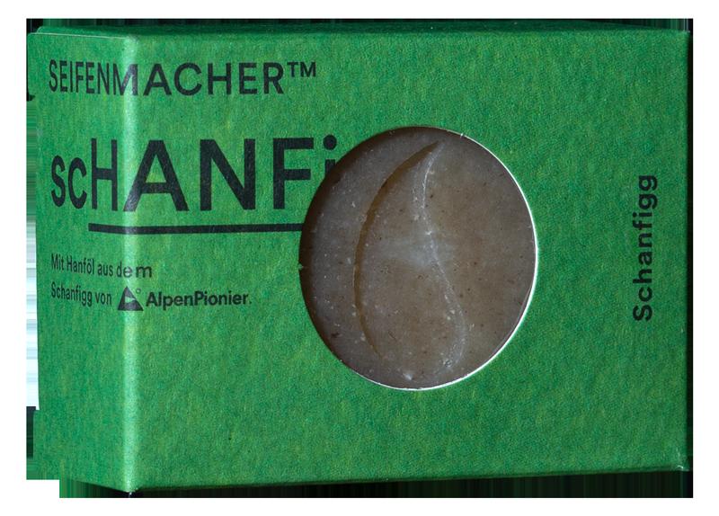 Seifenmacher Schanfigg Seife basisch