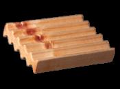 Seifenmacher Seifenablage Arvenholz