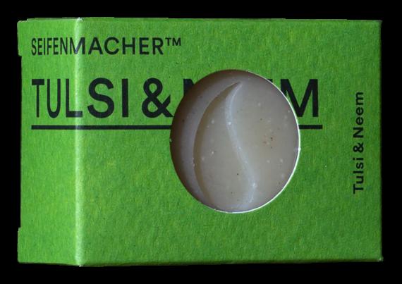 Seifenmacher Tulsi Neem Seife